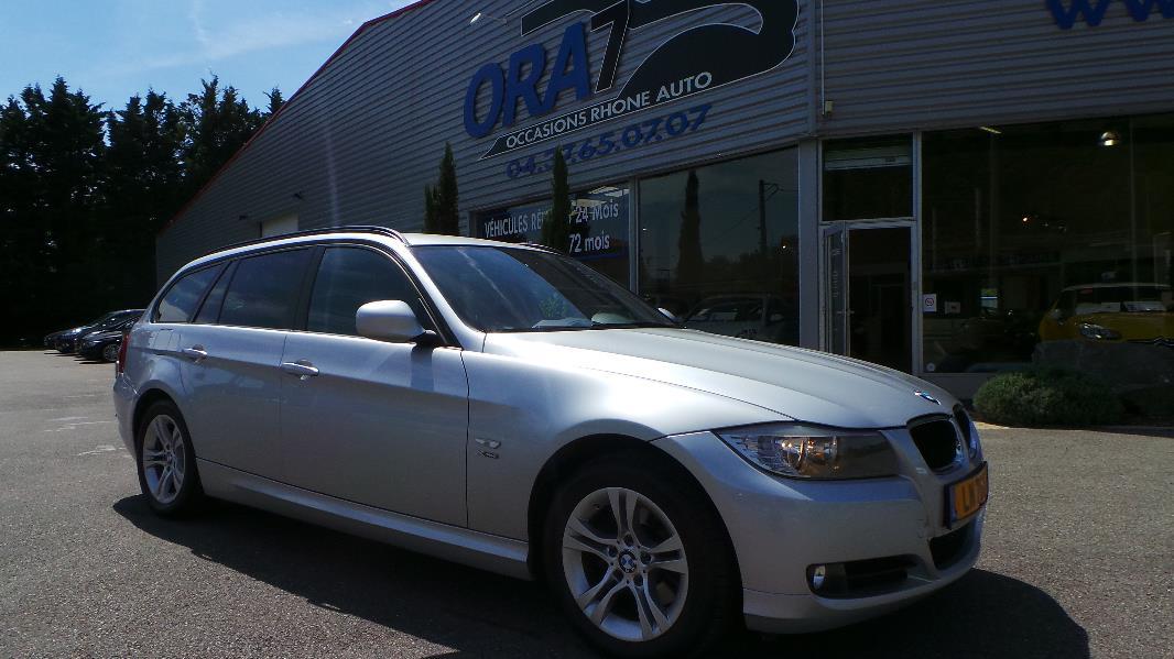 BMW SERIE 3 TOURING (E91) 320XD EDITION EXECUTIVE d'occasion dans votre centre ORA7