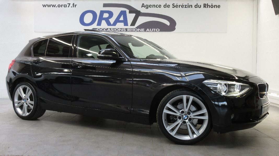 BMW SERIE 1 (F21/20) 120D 184CH SPORT 5P d'occasion dans votre centre ORA7