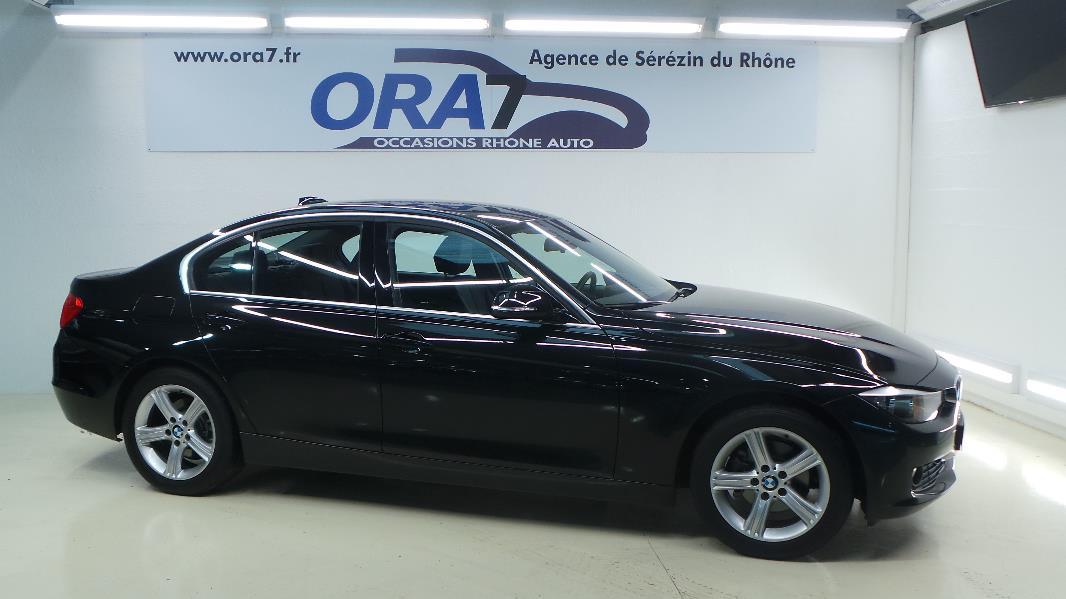 BMW SERIE 3 (F30) 318D 143CH EXECUTIVE d'occasion dans votre centre ORA7