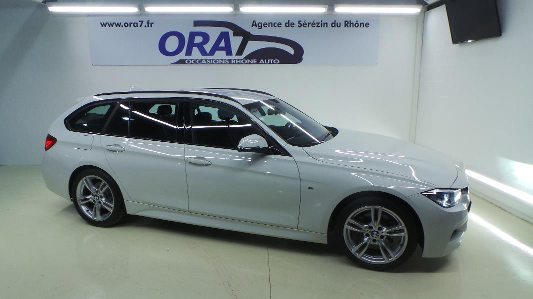 BMW SERIE 3 TOURING (F31) 318DA 143CH M 143CH SPORT d'occasion dans votre centre ORA7