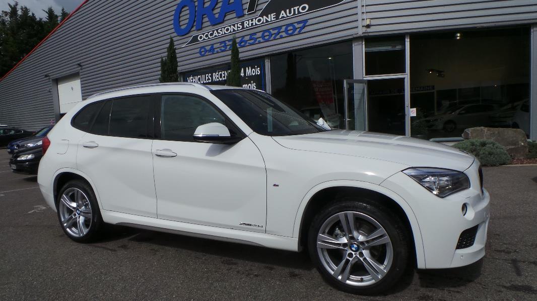 BMW X1 (E84) XDRIVE20DA 184CH M SPORT d'occasion dans votre centre ORA7
