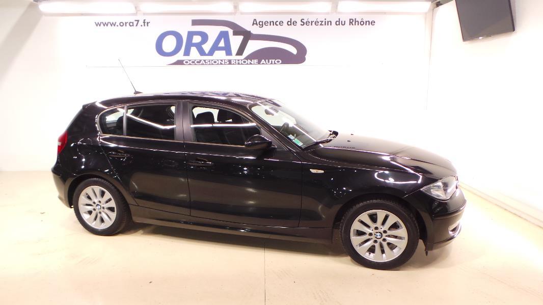 BMW SERIE 1 (E81/87) 118D PREMIERE 5P d'occasion dans votre centre ORA7