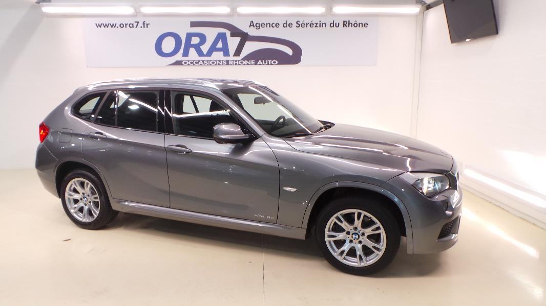BMW X1 (E84) XDRIVE18D SPORT DESIGN d'occasion dans votre centre ORA7