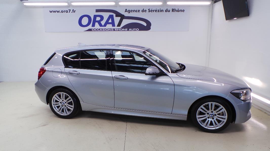 BMW SERIE 1 (F21/20) 118DA 143CH M SPORT 5P d'occasion dans votre centre ORA7