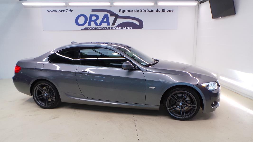 BMW SERIE 3 COUPE (E92) 330DA 245CH SPORT DESIGN d'occasion dans votre centre ORA7