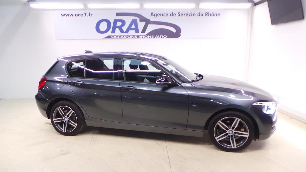 BMW SERIE 1 (F21/20) 116D 116CH SPORT 5P d'occasion dans votre centre ORA7