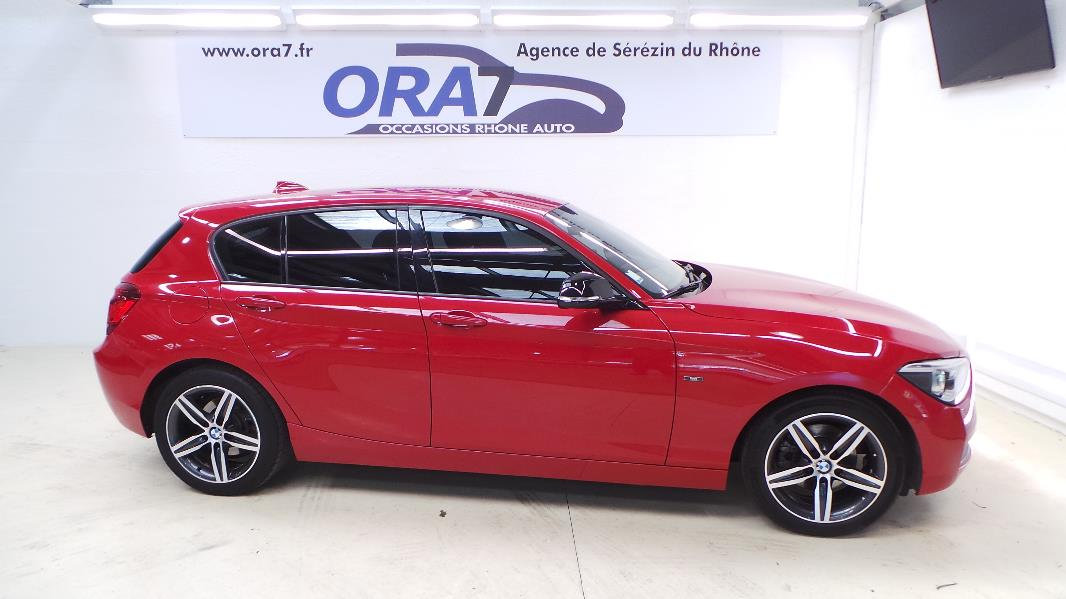 BMW SERIE 1 (F21/20) 118I 170CH SPORT 5P d'occasion dans votre centre ORA7