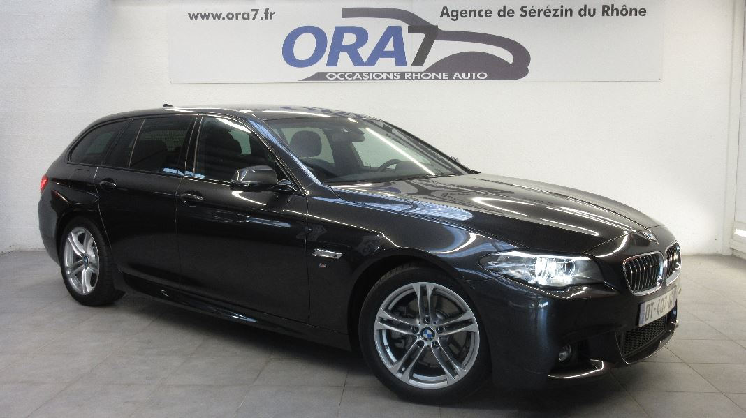 BMW SERIE 5 TOURING (F11) 520DA 184CH M SPORT d'occasion dans votre centre ORA7