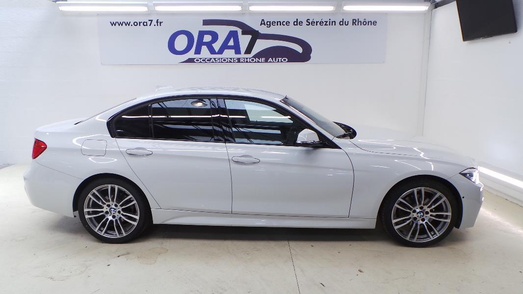 BMW SERIE 3 (F30) 320DA XDRIVE 184CH M SPORT d'occasion dans votre centre ORA7