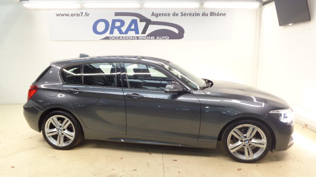 BMW SERIE 1 (F21/20) 118D 143CH M SPORT 5P d'occasion dans votre centre ORA7