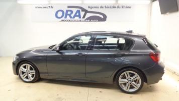 BMW SERIE 1 (F21/20) 118D 143CH M SPORT 5P