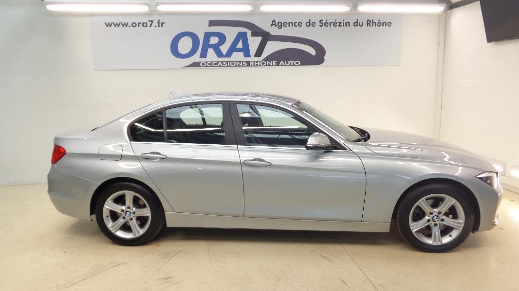 BMW SERIE 3 (F30) 318DA 143CH EXECUTIVE d'occasion dans votre centre ORA7