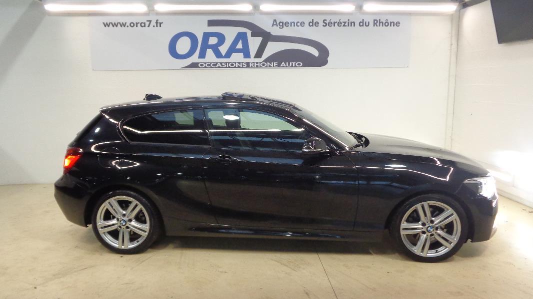 BMW SERIE 1 (F21/20) 125DA 218CH M SPORT 3P d'occasion dans votre centre ORA7