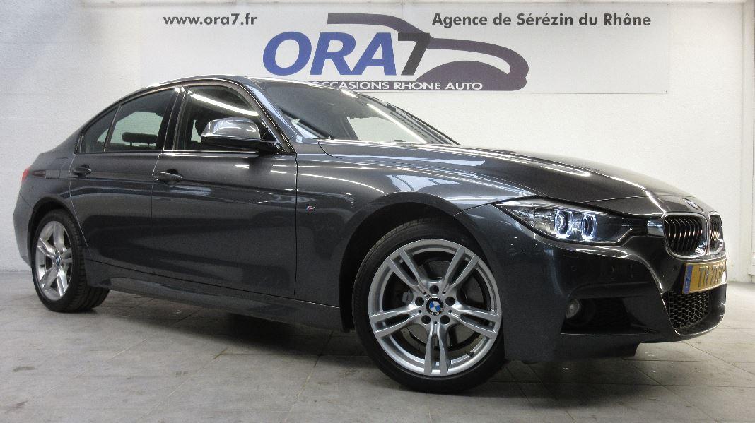 BMW SERIE 3 (F30) 330DA XDRIVE 258CH M SPORT d'occasion dans votre centre ORA7