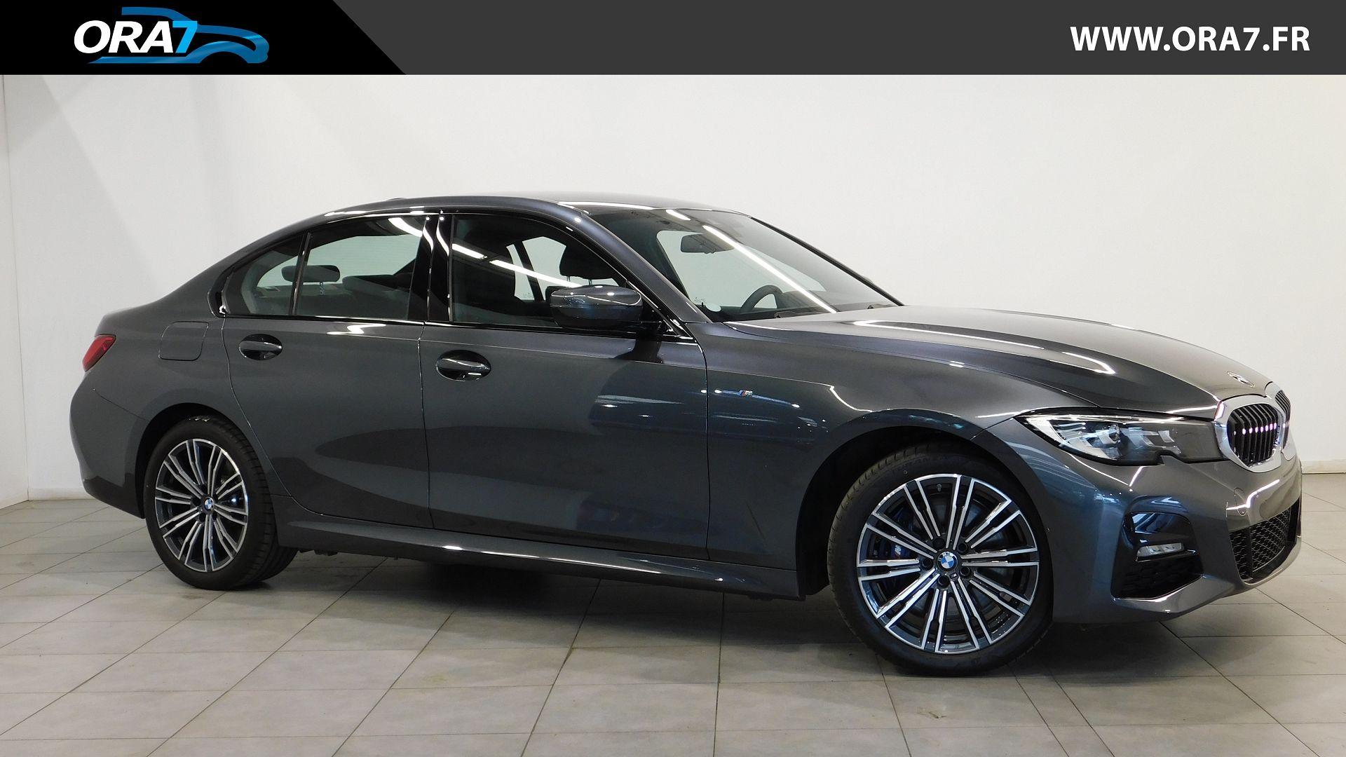Nouvelle BMW SERIE 3 (G20) 330EA 292CH M SPORT 10CV d'occasion dans votre centre ORA7