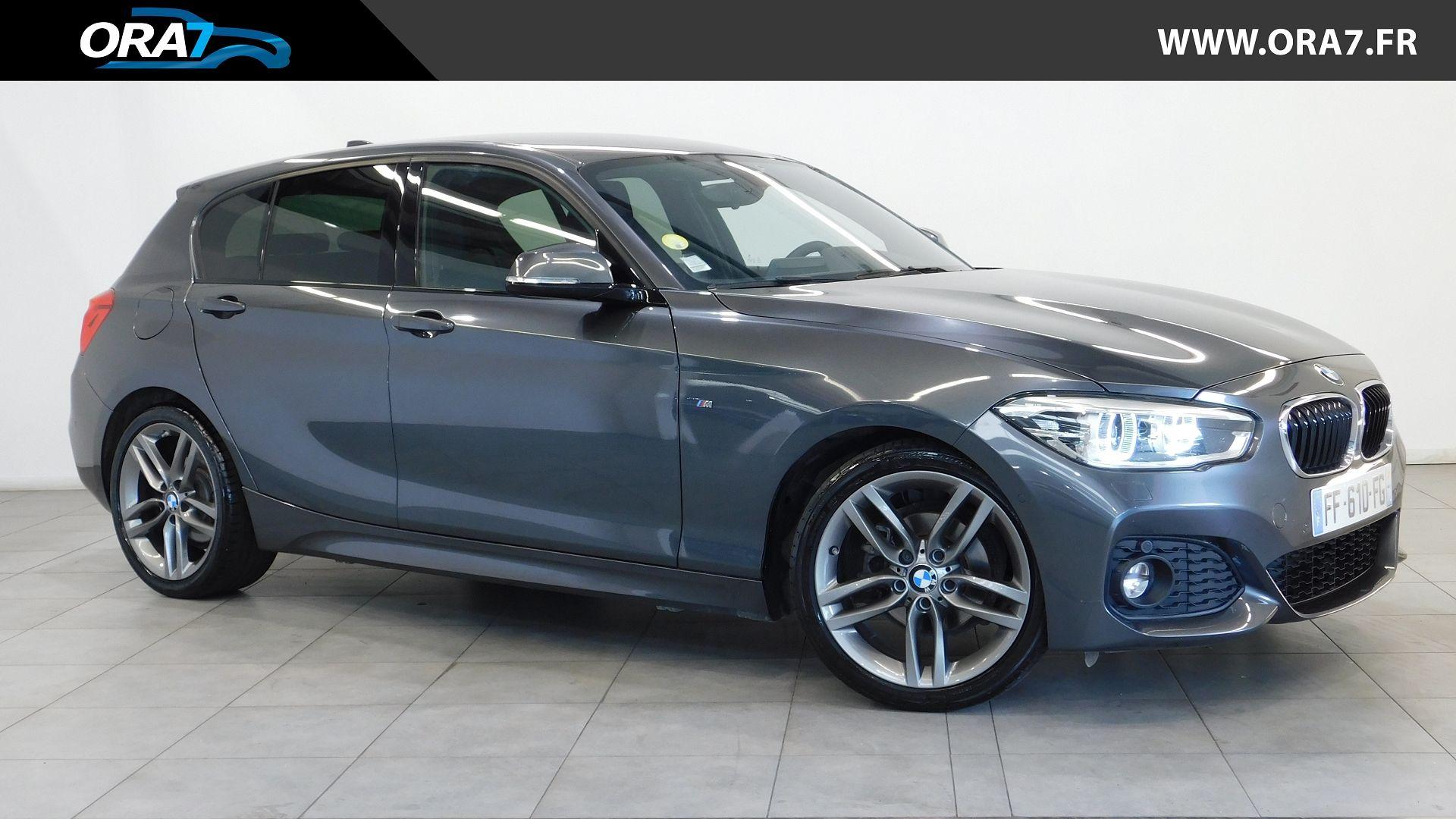 BMW SERIE 1 (F21/F20) 118DA 150CH M SPORT 5P EURO6C d'occasion dans votre centre ORA7
