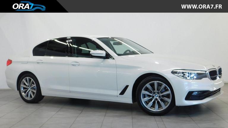 BMW SERIE 5 d'occasion disponible chez votre concessionnaire ORA7