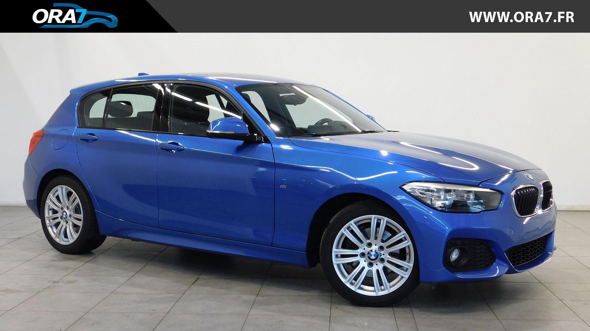 BMW SERIE 1 (F21/F20) 120IA 184CH M SPORT 5P d'occasion dans votre centre ORA7