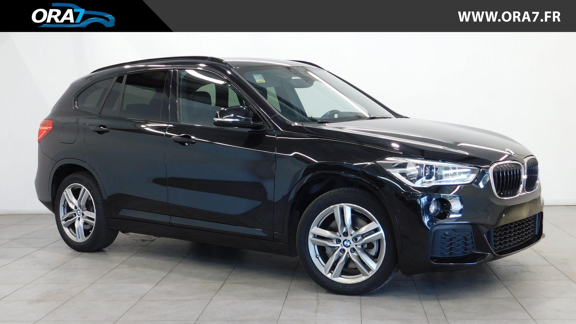 Nouvelle BMW X1 (F48) SDRIVE20DA 190CH M SPORT EURO6D-T d'occasion dans votre centre ORA7