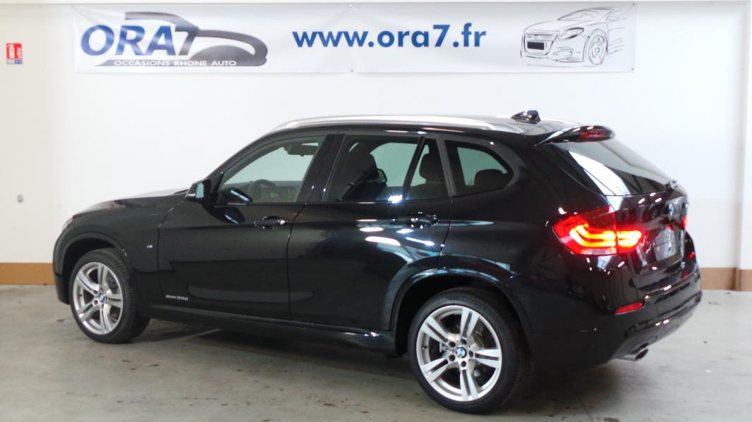 bmw x1 e84 xdrive20da 184ch m sport occasion lyon neuville sur sa ne rh ne ora7. Black Bedroom Furniture Sets. Home Design Ideas