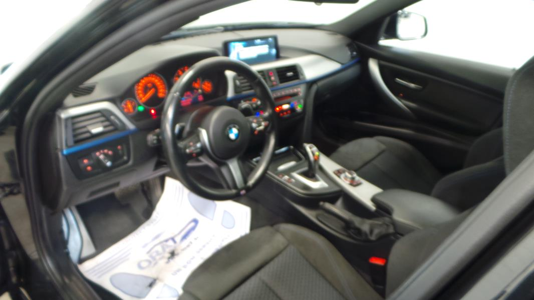 Bmw serie 3 f30 330da 258ch m sport occasion lyon for Bmw serie 9 interieur