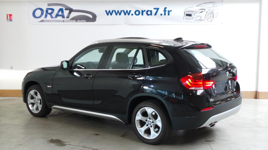 bmw x1 e84 xdrive23da confort occasion lyon neuville sur sa ne rh ne ora7. Black Bedroom Furniture Sets. Home Design Ideas