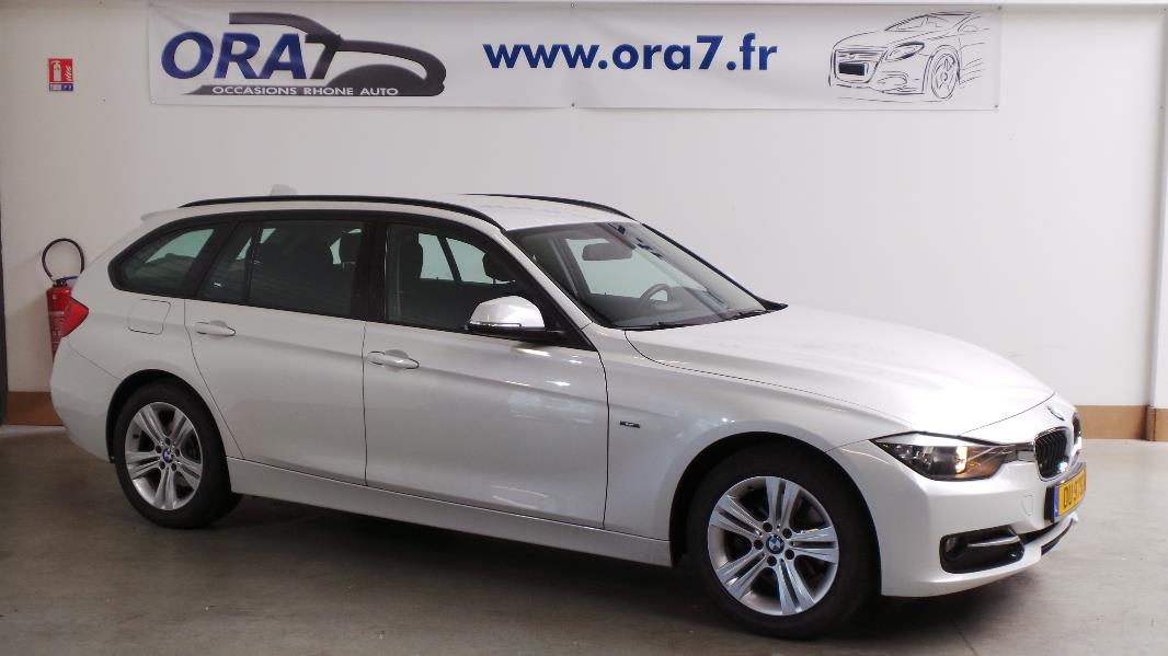 bmw serie 3 touring f31 320d xdrive 184ch sport occasion. Black Bedroom Furniture Sets. Home Design Ideas