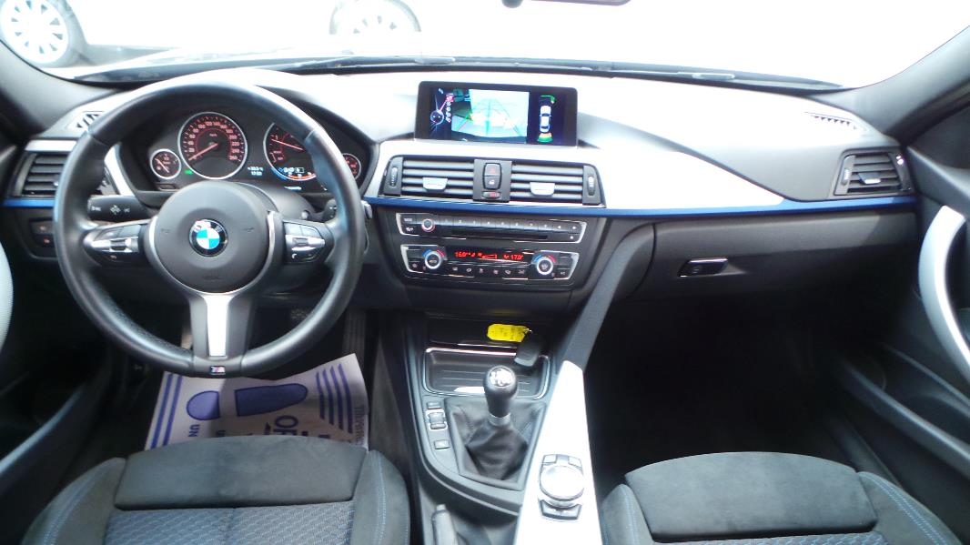 Bmw serie 3 f30 318d xdrive 143ch m sport occasion for Bmw serie 9 interieur