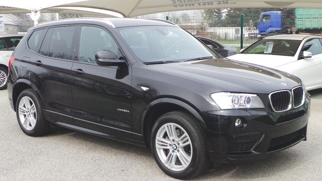 occasion bmw x3 php chablais trial camion. Black Bedroom Furniture Sets. Home Design Ideas