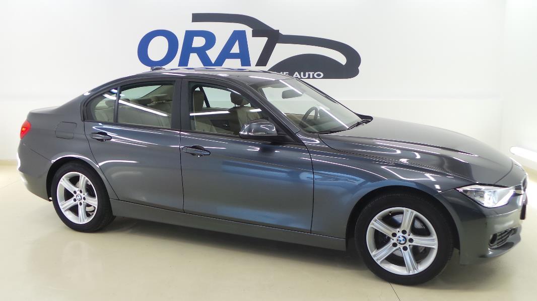 BMW SERIE 3 (F30) 320D 184CH LOUNGE d'occasion dans votre centre ORA7