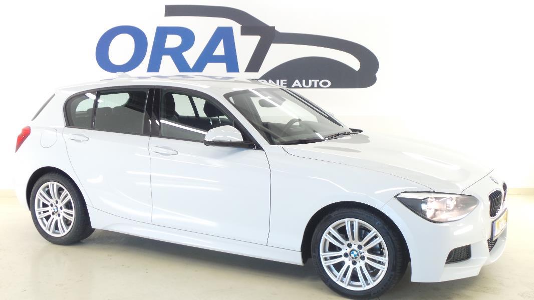 BMW SERIE 1 (E81/87) 118DA SPORT DESIGN 5P d'occasion dans votre centre ORA7