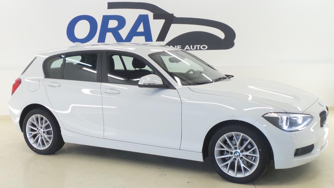 BMW SERIE 1 (F21/20) 118DA 143CHLOUNGE 5P d'occasion dans votre centre ORA7