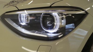 BMW SERIE 1 (F21/20) 118DA 143CHLOUNGE 5P