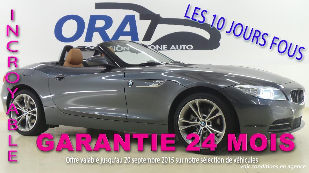 BMW Z4 (E89) SDRIVE 20I LOUNGE PLUS BA d'occasion dans votre centre ORA7
