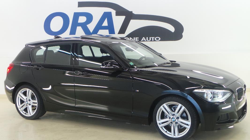 BMW SERIE 1 (F21/20) 118D 143CH XDRIVE M SPORT 5P d'occasion dans votre centre ORA7
