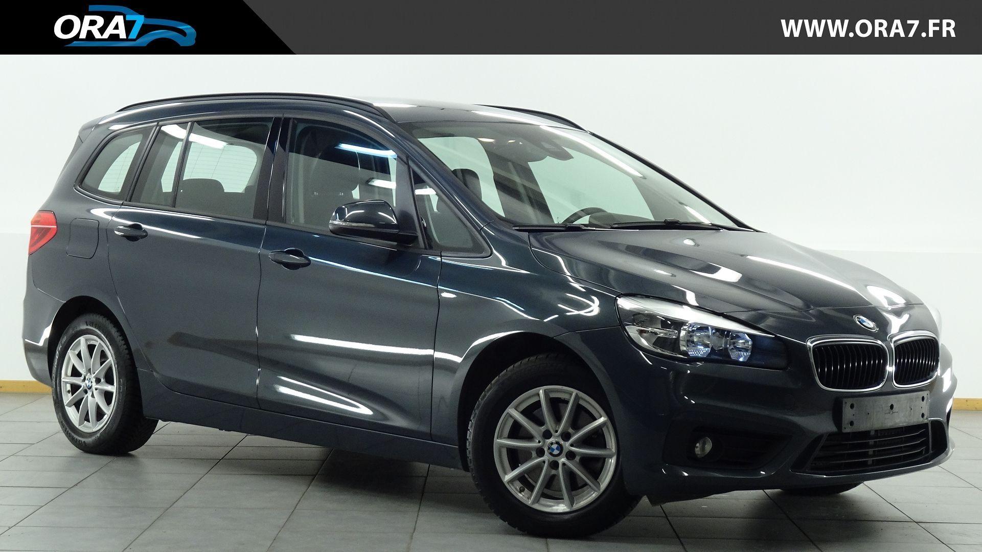 BMW SERIE 2 GRAN TOURER (F46) 218D 150CH LOUNGE d'occasion dans votre centre ORA7