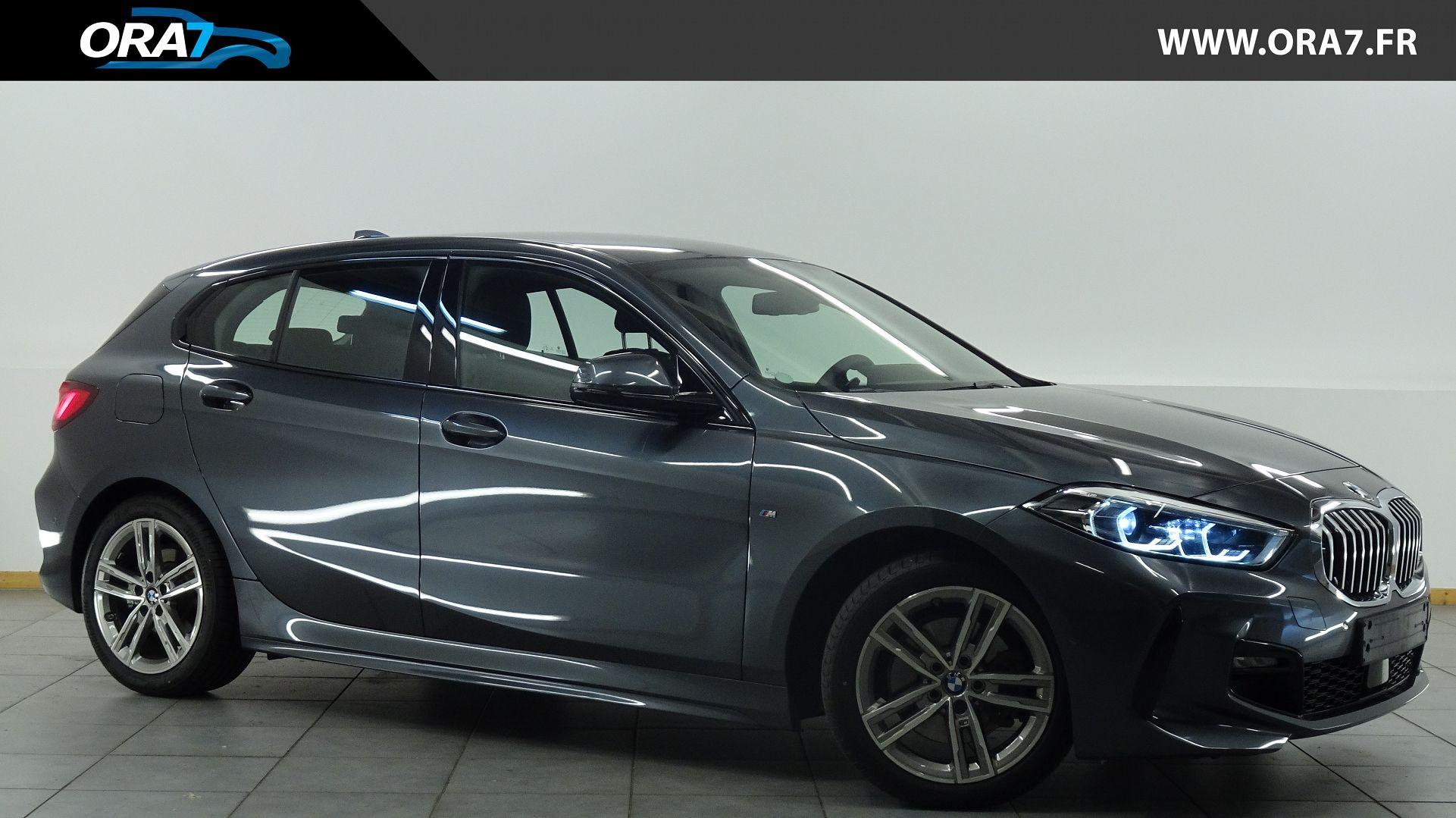 Nouvelle BMW SERIE 1 (F40) 118DA 150CH M SPORT 8CV d'occasion dans votre centre ORA7