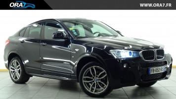 BMW X4 d'occasion disponible chez votre concessionnaire ORA7