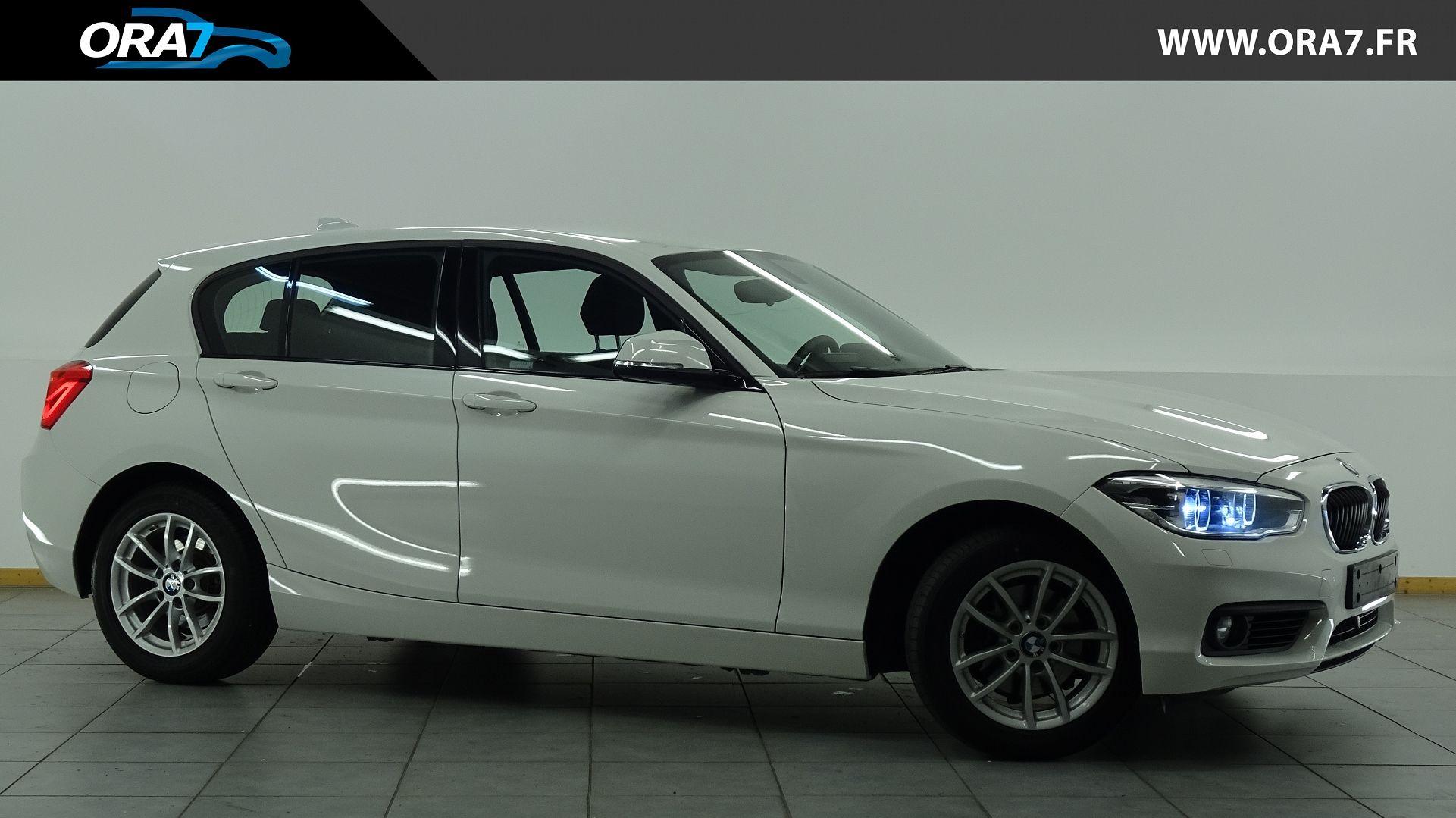BMW SERIE 1 (F21/F20) 118D XDRIVE 150CH EXECUTIVE 5P d'occasion dans votre centre ORA7
