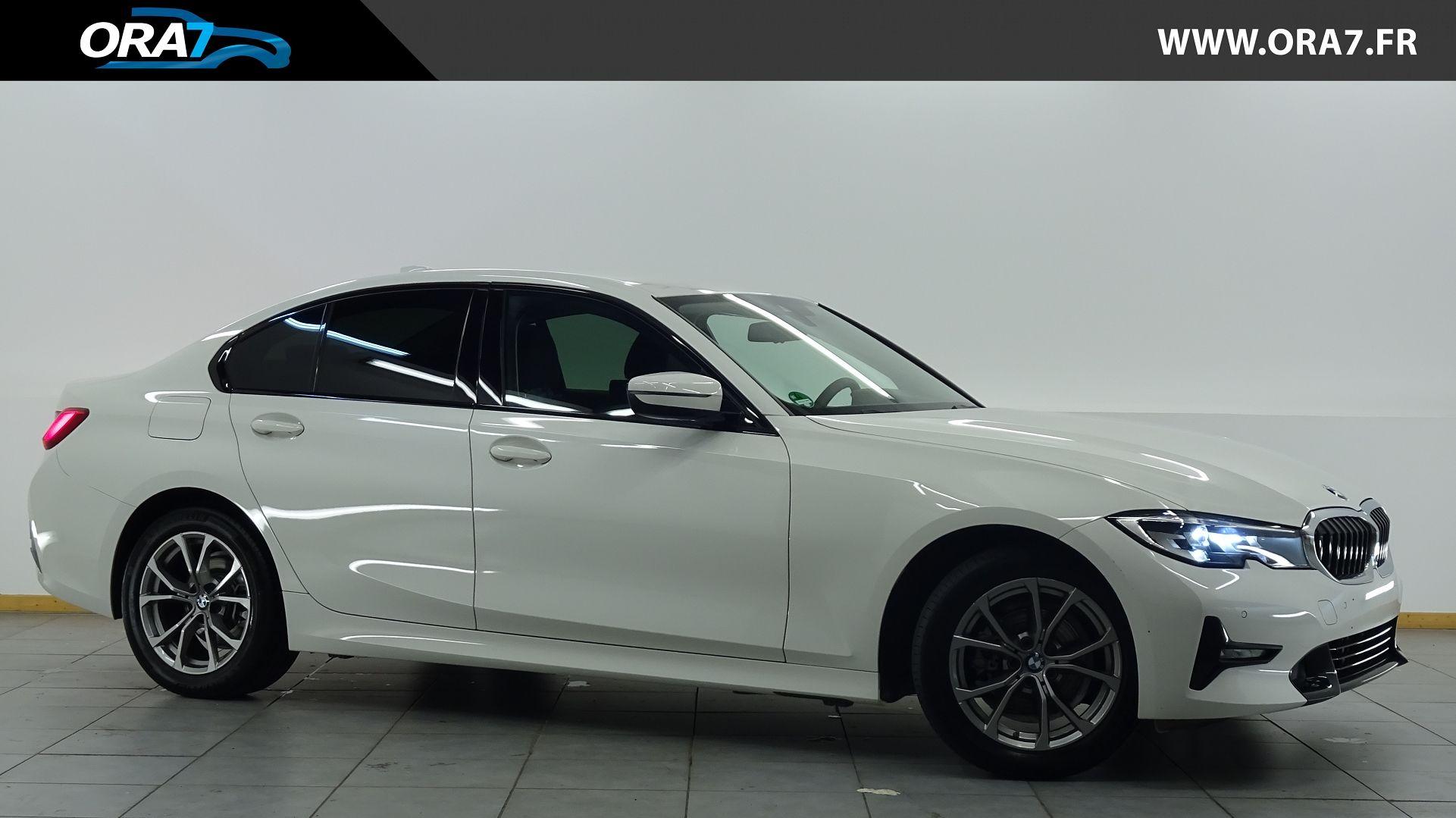 Nouvelle BMW SERIE 3 (G20) 318D 150CH EDITION SPORT d'occasion dans votre centre ORA7