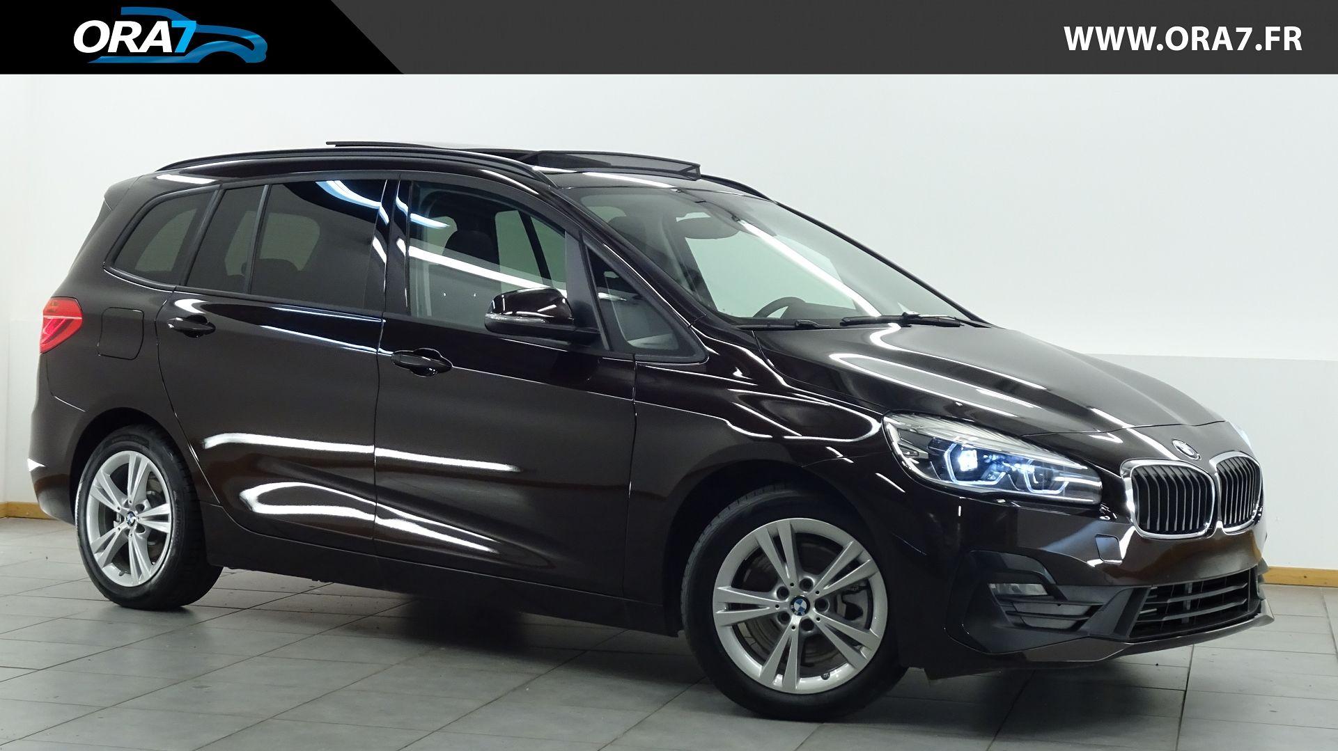 Nouvelle BMW SERIE 2 GRAN TOURER (F46) 218DA XDRIVE 150CH LOUNGE d'occasion dans votre centre ORA7
