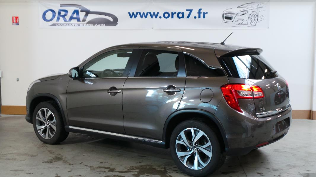citroen c4 aircross 1 8 hdi 4x4 exclusive occasion lyon neuville sur sa ne rh ne ora7. Black Bedroom Furniture Sets. Home Design Ideas