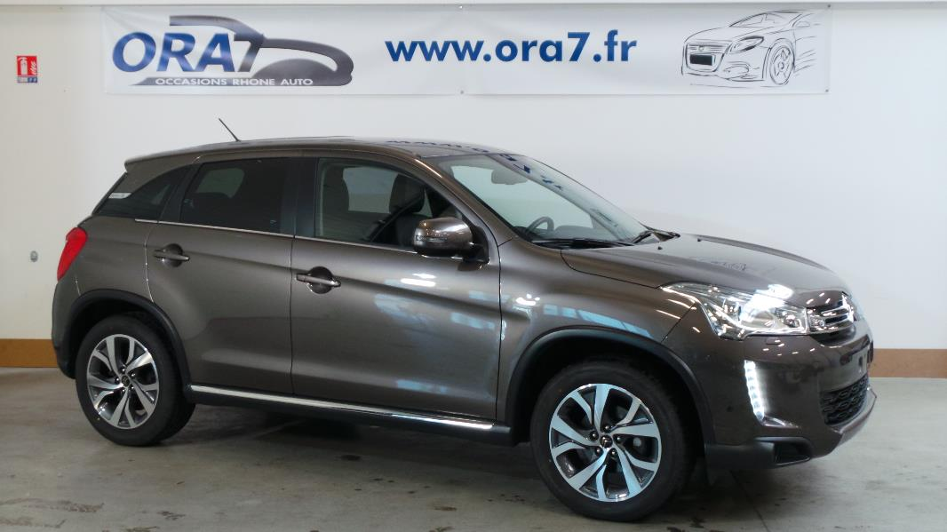 citroen c4 aircross 1 8 hdi 4x4 exclusive occasion lyon