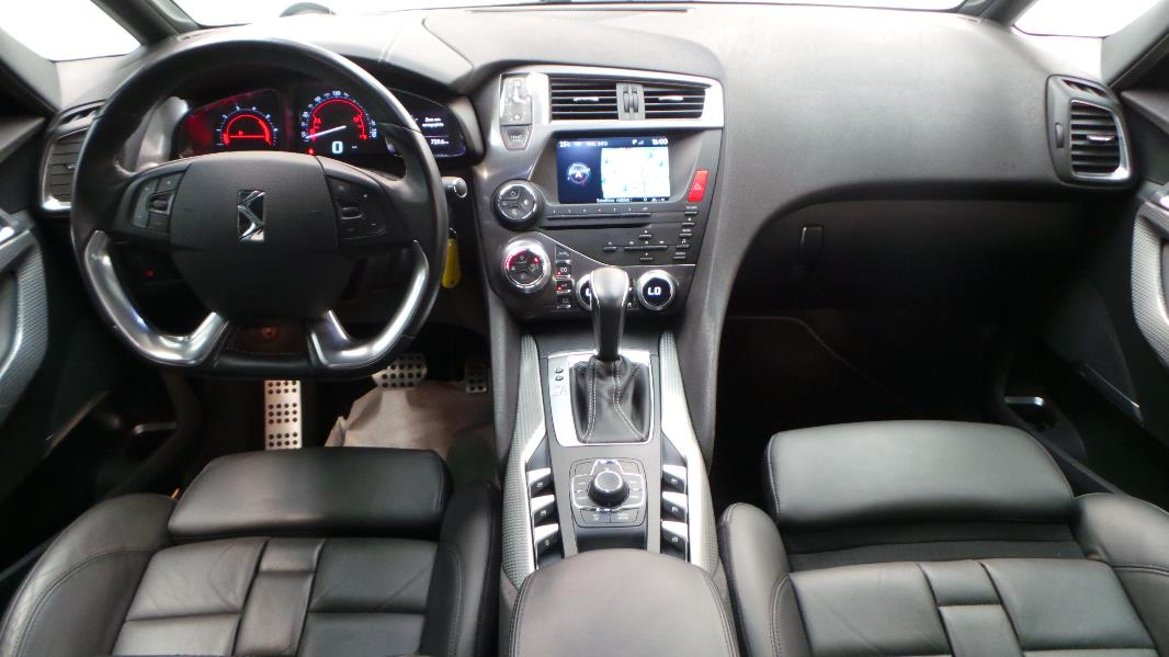 citroen ds5 2 0 hdi160 so chic ba occasion  u00e0 lyon s u00e9r u00e9zin