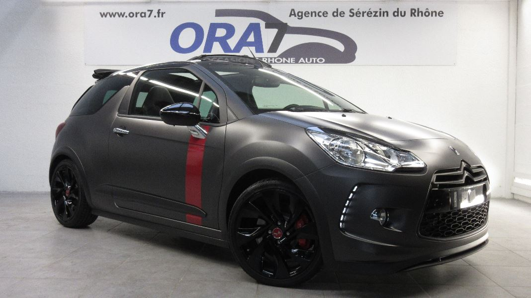 citroen ds3 cabrio 1 6 thp 200ch cabrio racing gold mat occasion lyon s r zin rh ne ora7. Black Bedroom Furniture Sets. Home Design Ideas