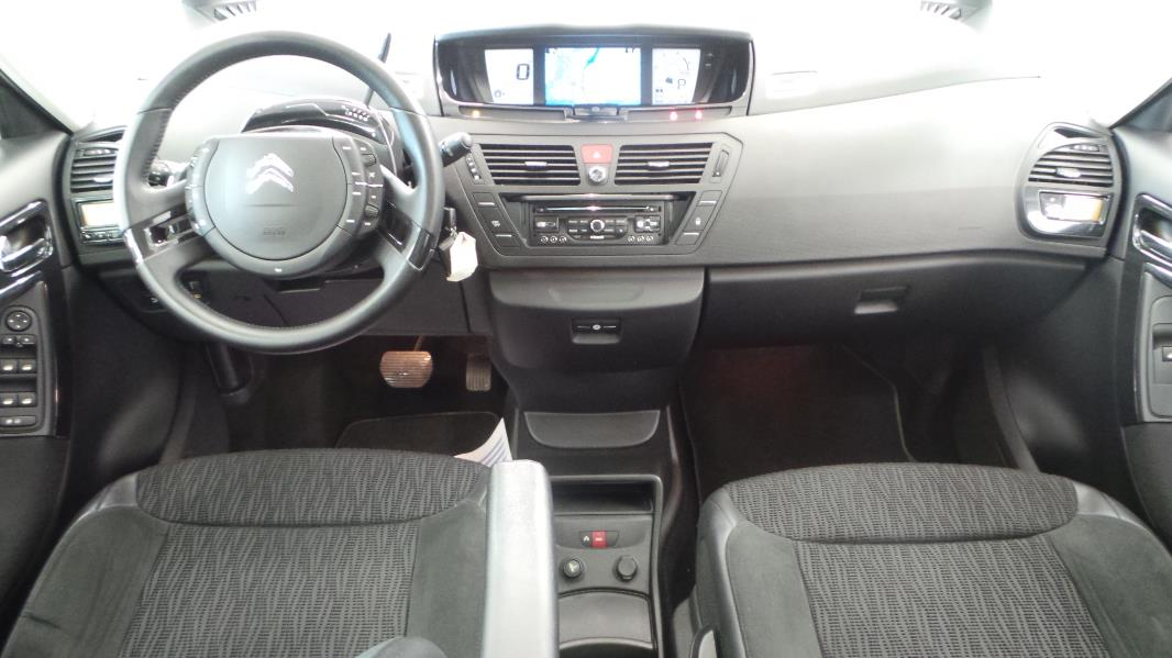 citroen grand c4 picasso 2 0 hdi 160 fap exclusive bva 7pl