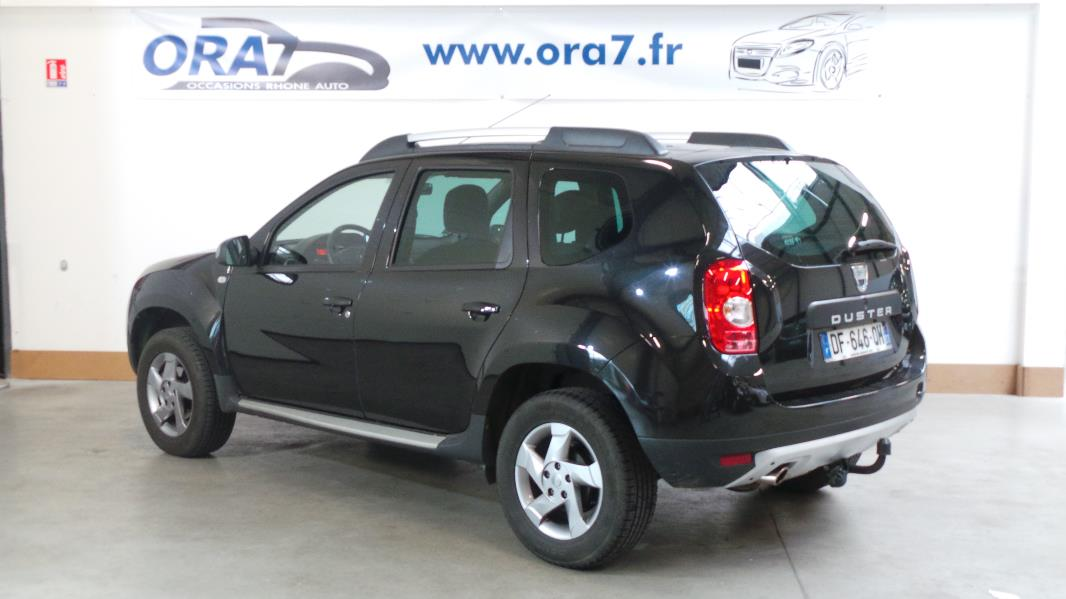 dacia duster 1 5 dci110 fap prestige plus 4x4 occasion lyon neuville sur sa ne rh ne ora7. Black Bedroom Furniture Sets. Home Design Ideas