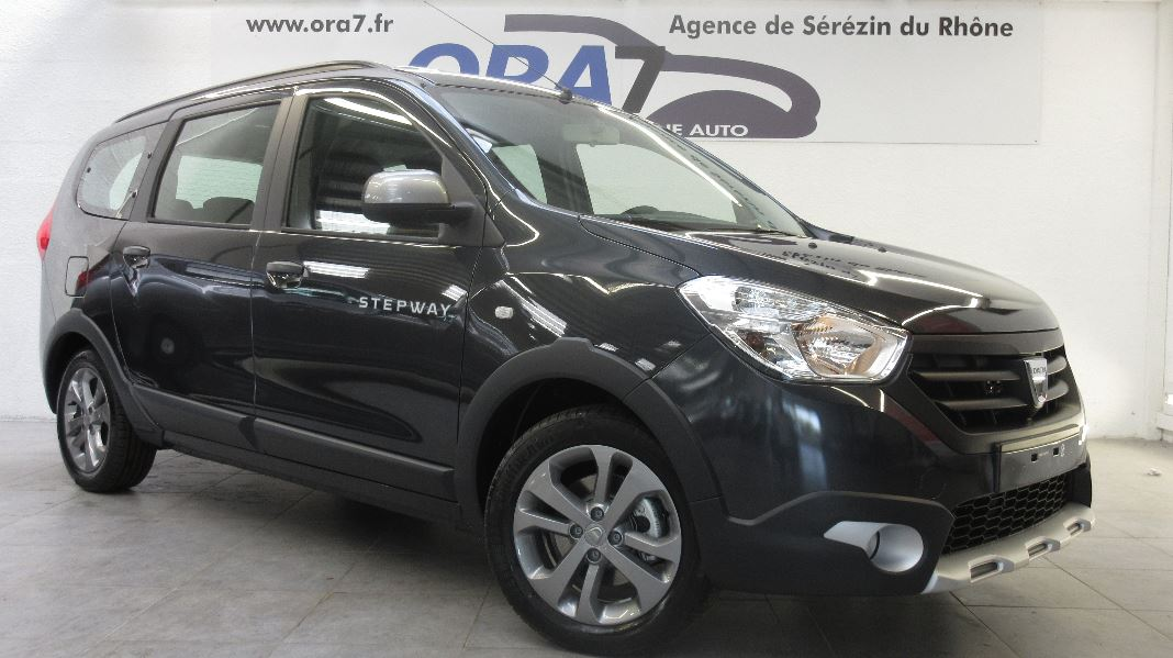 dacia lodgy 1 5 dci 110ch stepway euro6 7 places occasion lyon s r zin rh ne ora7. Black Bedroom Furniture Sets. Home Design Ideas