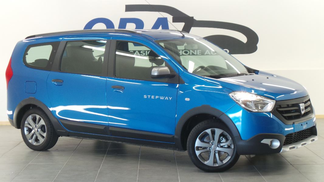dacia lodgy 1 5 dci 110ch stepway euro6 7 places occasion