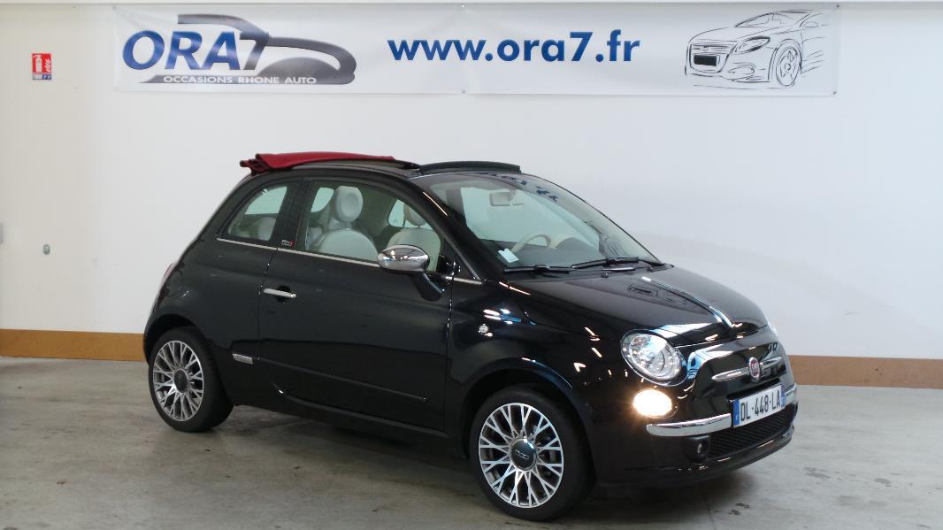FIAT 500C 1.2 8V 69CH LOUNGE d'occasion dans votre centre ORA7